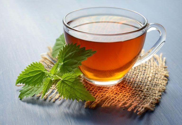 Herbaty owocowe i zielone